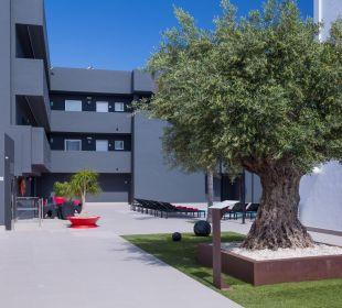 Außenansicht SENTIDO Migjorn Ibiza Suites & Spa