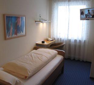 Einzelzimmer Alleehotel Eschen