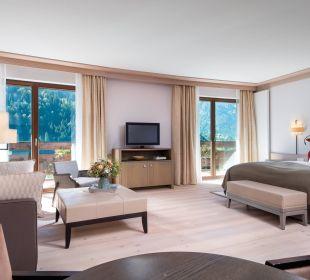 Junior Suite Ifen Rundbau Travel Charme Ifen Hotel Kleinwalsertal