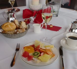 Leckeres Frühstück vom Buffet Hotel Zinnkrügl