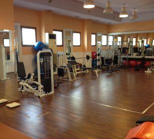 Fitnessraum Hotel Divan Antalya Talya