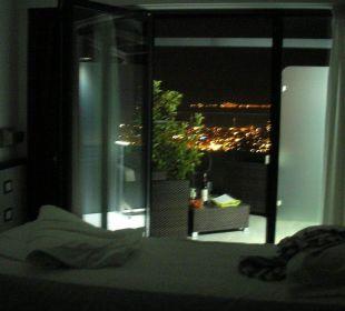 Wer möchte bei diesem Ausblick schon einschlafen! Hotel Agritur Acetaia Gourmet & Relax
