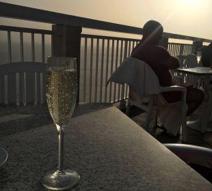 Taras widokowy polaczony z barem ClubHotel Riu Vistamar