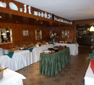 Frühstücksbuffet Landhotel Rappenhof