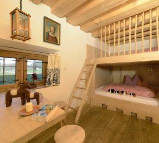 Ferienwohnung Schmiede Kinderzimmer Hotel Hagerhof