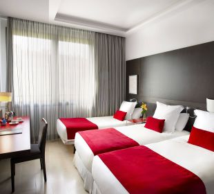 Triple Room Grupotel Gran Via 678
