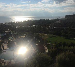 Balkon Hotel Concorde De Luxe Resort