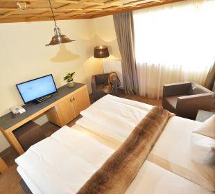 Zimmer Hotel Karwendelhof