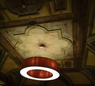 Eingang Decke Austria Trend Hotel Savoyen Vienna