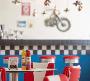Splash American Diner MarBella Corfu Hotel