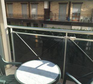 Balkon Hotel Eraclea Palace