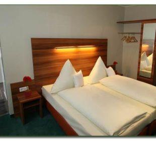 Zimmer Nr. 2 & 7 Hotel Haus Hillesheim