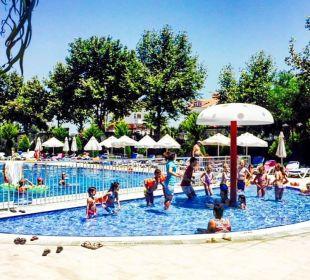 Pool Blok A Irem Garden Hotel Family Club
