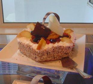 Dessert Hilton Hurghada Plaza