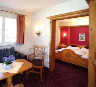 Zimmer Romantik Hotel Sonne