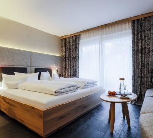 Doppelzimmer Naturcharakter Hotel Staudacherhof