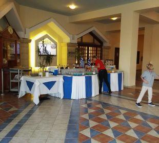 Gastro Lindos Princess Beach Hotel