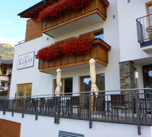 HOTELANSICHT Hotel Lukas