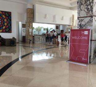 Lobby Hotel Gorgonia Beach