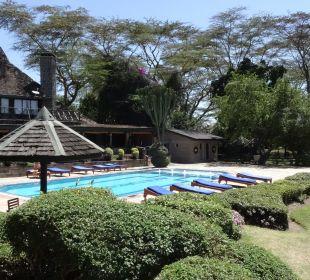 Der Pool Hotel Lake Nakuru Lodge