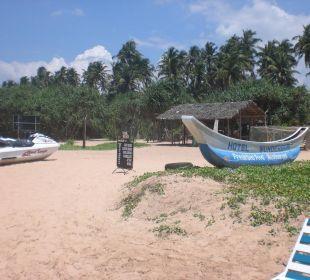 Wundervoll zum Seele baumeln lassen Wunderbar Beach Club Hotel