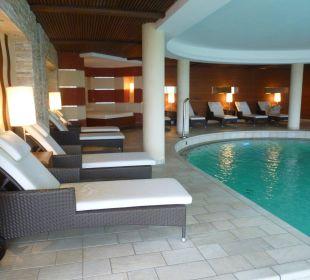 Schwimmbad Wohlfühlhotel Falzeben