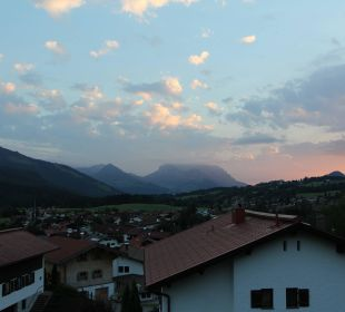 Ausblick Panorama Appartement Ferienwohnungen Neumaier