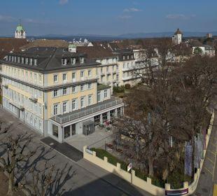 Aussenansicht Hotel Schützen Rheinfelden