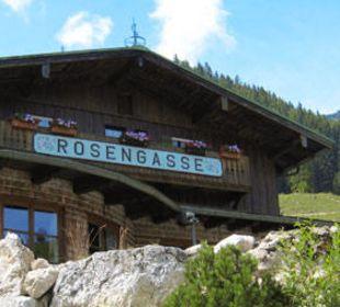 Der Berggasthof Rosengasse Berggasthof Rosengasse