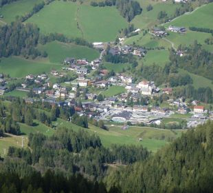 Bad Kleinkirchheim vom Wöllanernock Hotel Trattlerhof
