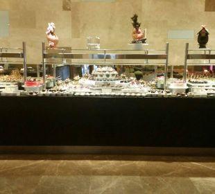 Buffet am Gala Abend Sensimar Belek Resort & Spa