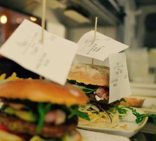 Hier entstehen die besten Burger der Stadt Hotel FIVE