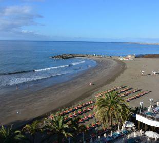 Vom Zimmer auf Strand Hotel Dunas Don Gregory