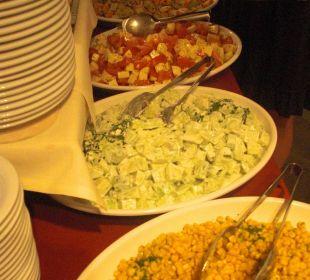 Salatbuffet Hotel Eden Lido Di Jesolo