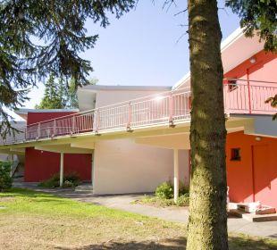 Bungalow B-Reihe Hotel Ottenstein