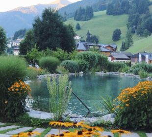 Gartenanlage Hotel Nesslerhof