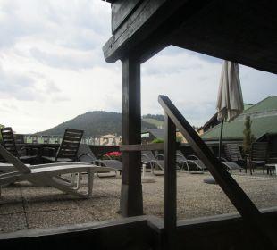 Gartenanlage Hotel Karwendelhof