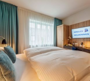 Doppelzimmer CityClass Hotel Residence