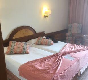 Zimmer Hotel Serrano Palace