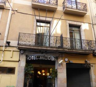 Hotelbilder hotel moderno bcn in barcelona holidaycheck for Hotel moderno barcelona