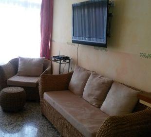 Fernseher Zimmer Hotel Casa Pepe