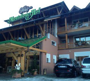 Aussenansicht Hotel Hotel Montafoner Hof