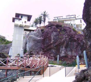 Untere Ebene Hotel The Cliff Bay (PortoBay)