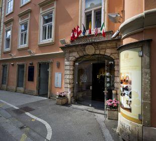 Außenansicht Hotel Hotel zum Dom