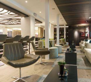 Neue Lounges zum Verweilen Hotel Feldhof