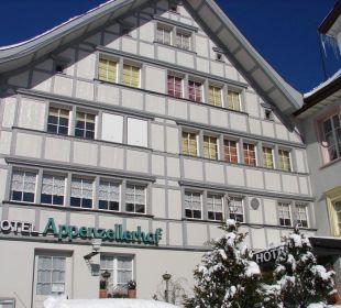 Außenansicht  Hotel Appenzellerhof