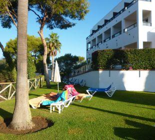 Liegewiese Fuerte Conil & Costa Luz Resort