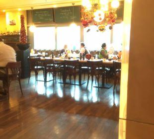 Resturant Hotel Dorint an der Messe Köln