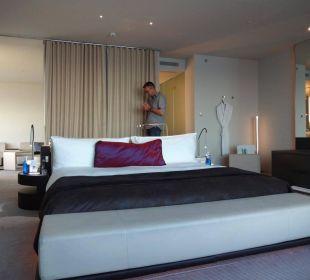 W Barcelona Suite W Barcelona Hotel