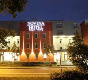 NOVINA HOTEL Tillypark Außenansicht NOVINA HOTEL Tillypark